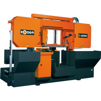 C-620NC - SNC Automatic Saw with Shuttle Vise